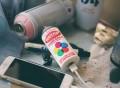 Spray Can Portable Power Bank by WattzUp Power