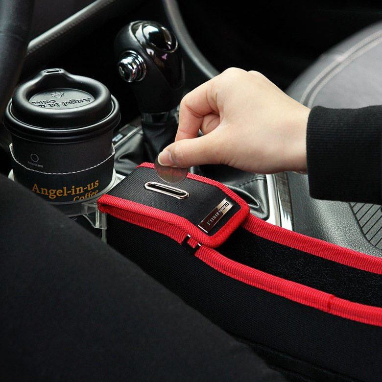 Console Side Pocket Car Organizer
