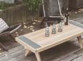 Curtsy Coffee Table