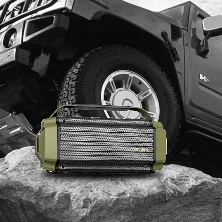 Tremor 50W DreamWave Rugged Bluetooth Speaker
