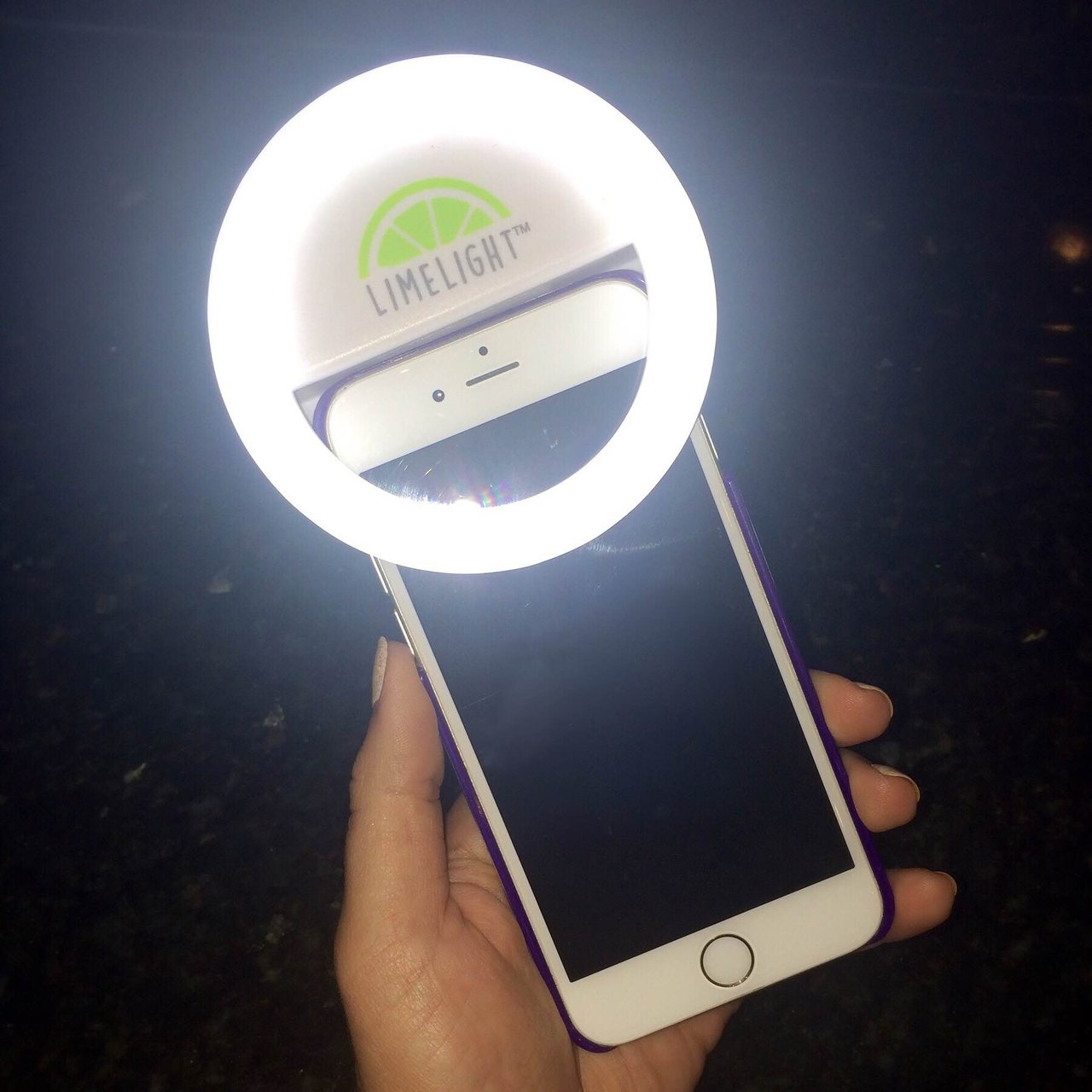 LIMELIGHT Selfie Ring Light