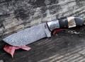 Handmade Cowboy Hunter Knife
