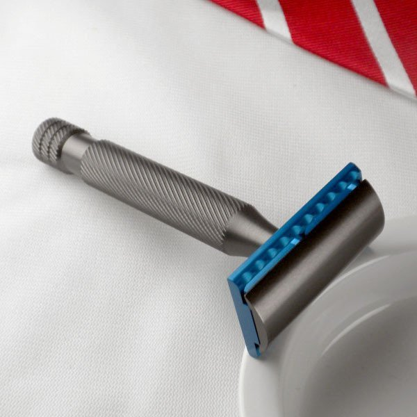 Calypso R1 Aluminum Safety Razor