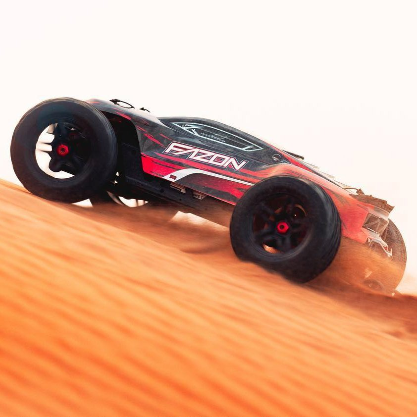 ARRMA Nero Fazon RC Monster Truck