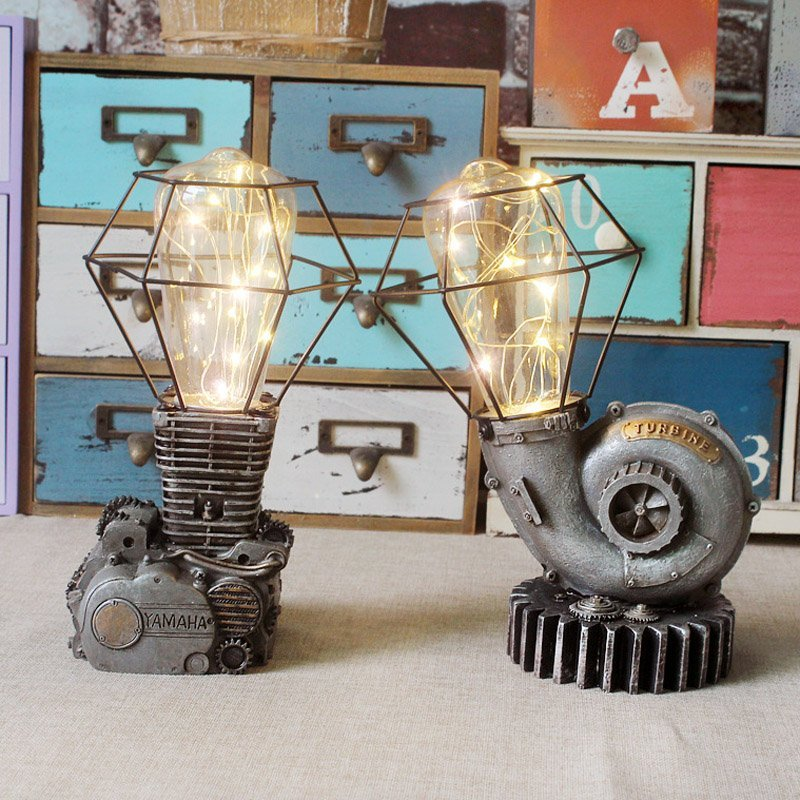 Decoration Lamp Vintage Night Light