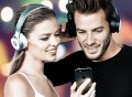 Muzik One Wireless HD Smart Headphones