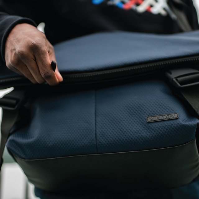 Mumbai Messenger Bag by Lexdray