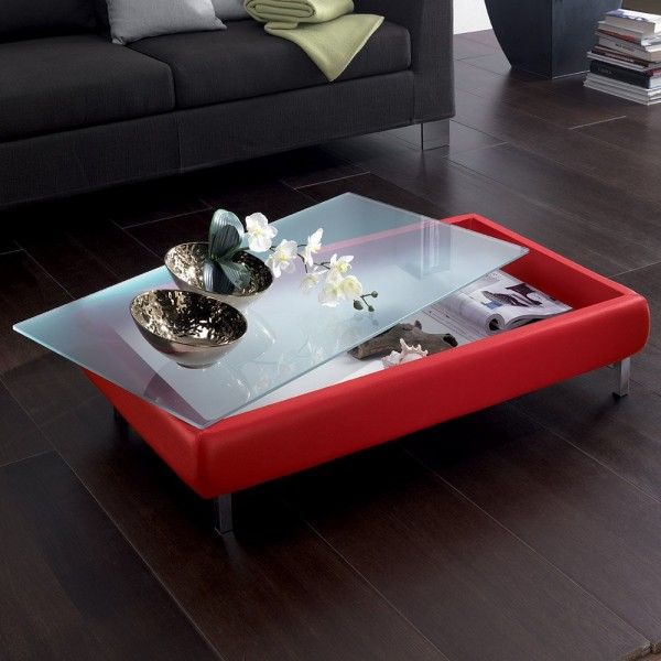 Soft Coffee Table With Storagepetagadget
