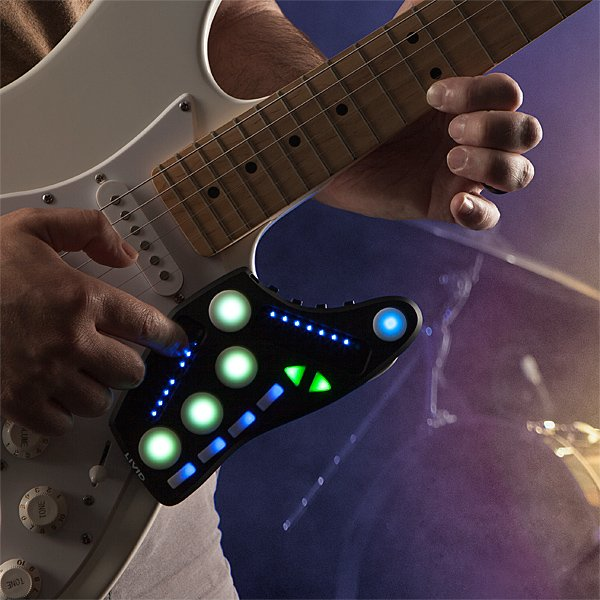 Guitar Wing Wireless 3D Controller