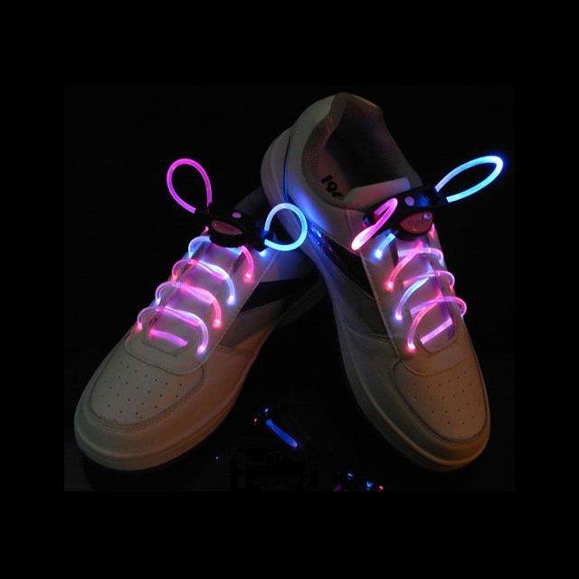 Light Up Flashing Shoelaces