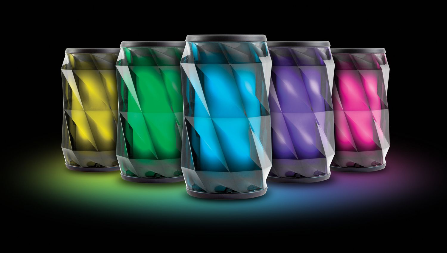iBT74 Color Changing Bluetooth Rechargeable Speakers