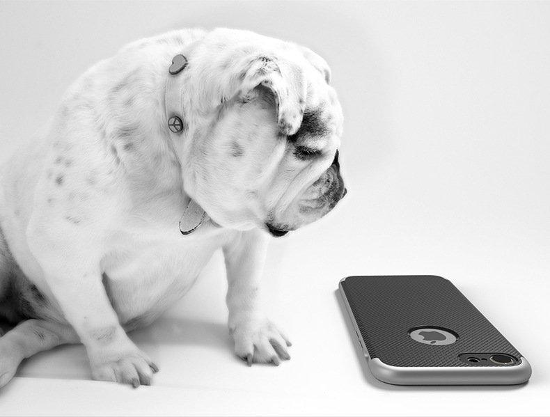 Protective iPhone 7 Carbon Fiber Case