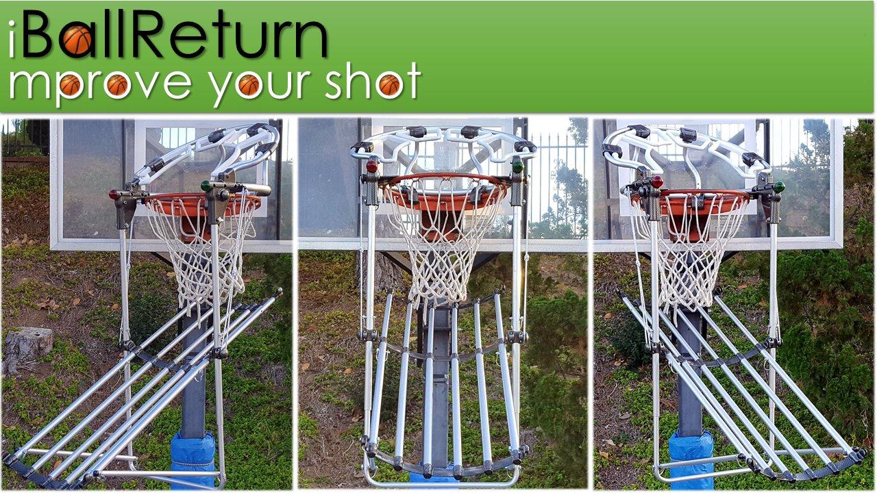 iBallReturn – A Portable, Instant Basketball Return System