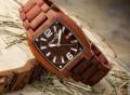 Earth Wood Sagano Eco-Friendly Sustainable Wood Watch