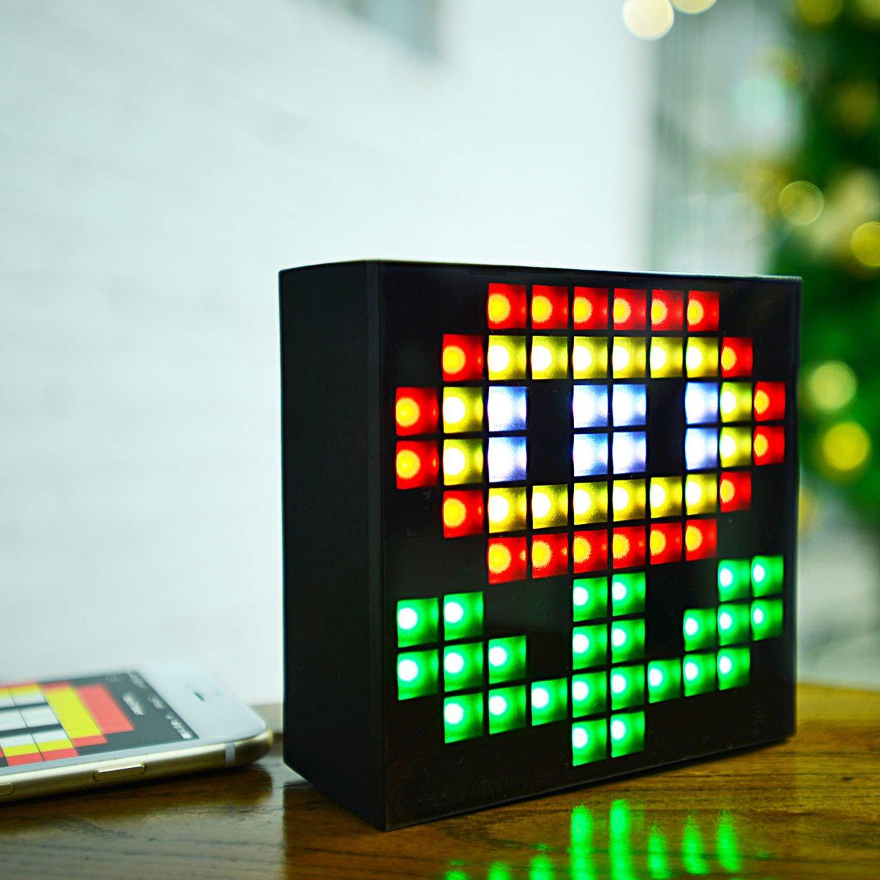 AuraBox Smart Music Gadget by Divoom