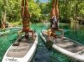 Asana Paddleboard Combo by Caribe SUP