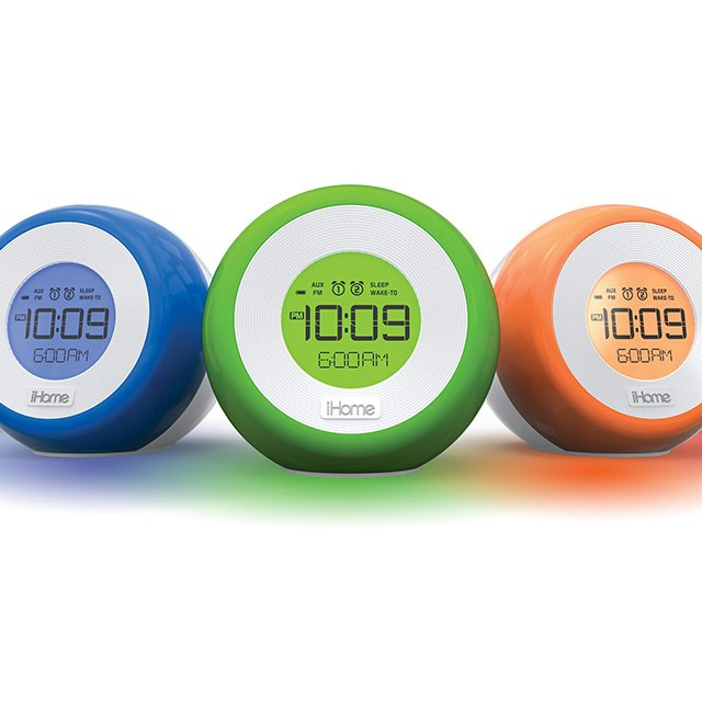 iM29 Color Changing Alarm Clock