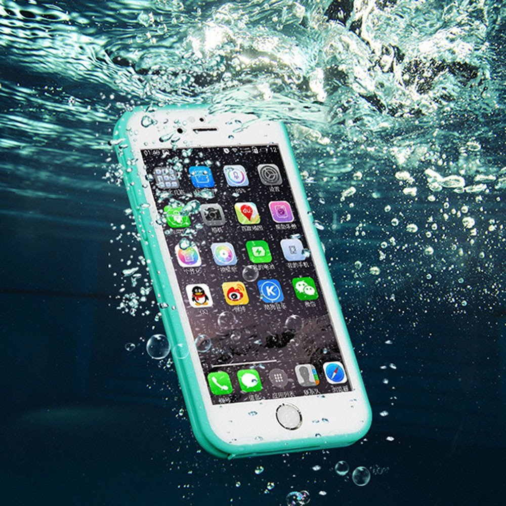 underwater iphone 5 case immortal waterproof iphone 187 petagadget 8385