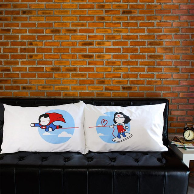 Made for Loving You His & Hers Couple Pillowcases
