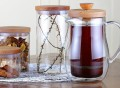 Double-Walled Glass French Press