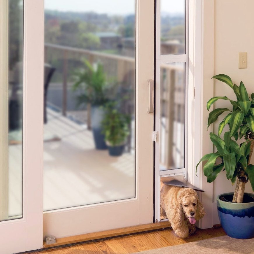 PetSafe Sliding Glass Pet Door Panel