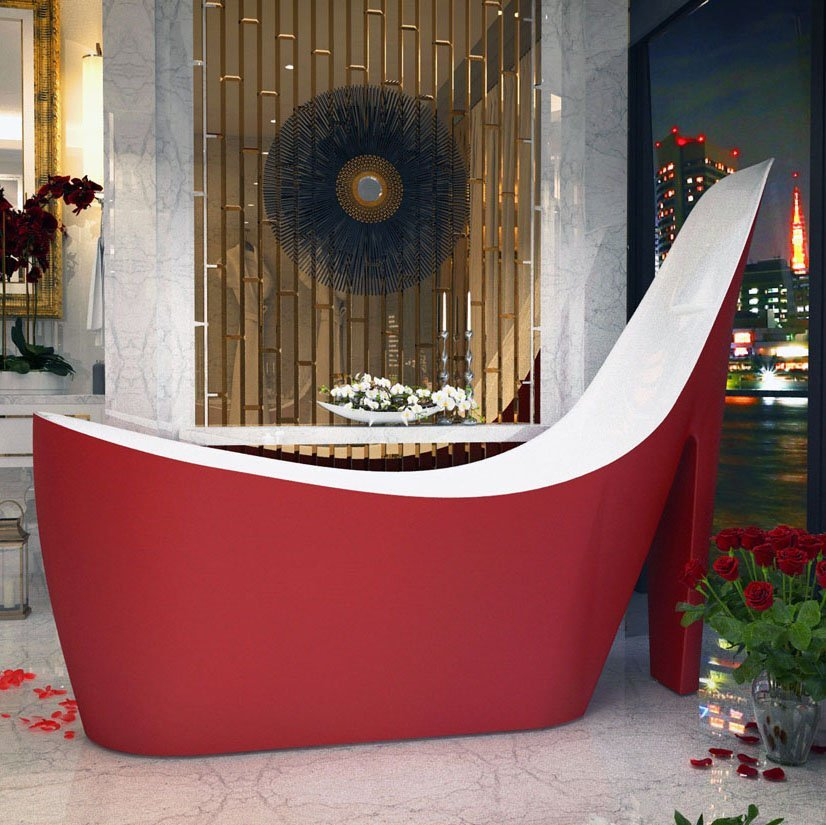 Gala Soaking Bathtub by ANZZI