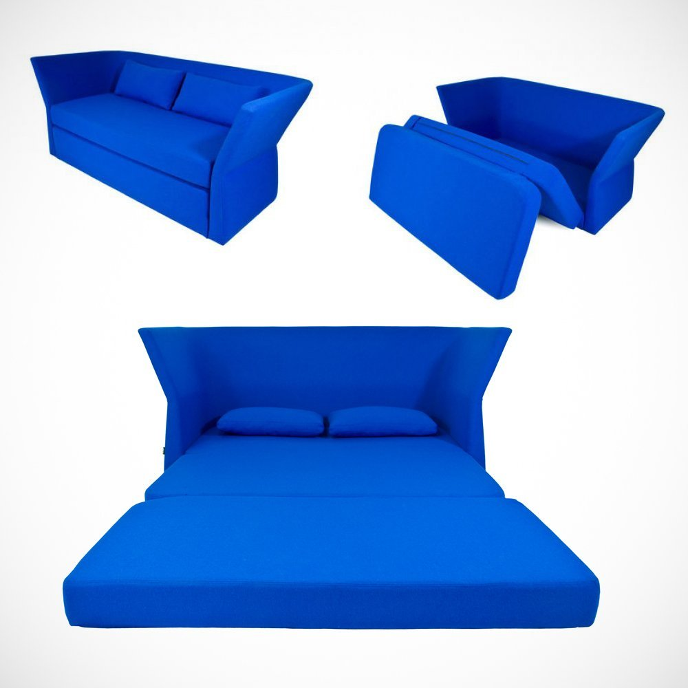 Yo Sleeper Sofa by Nolen Niu