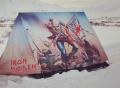 Iron Maiden Tent by FieldCandy
