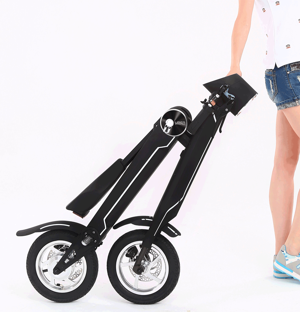 Uber Scuuter Electric Foldable Scooter