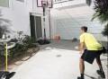 SKLZ Rapid Fire Basketball Return Net