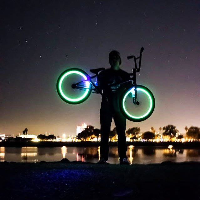 Nori Lights Bicycle Illumination System