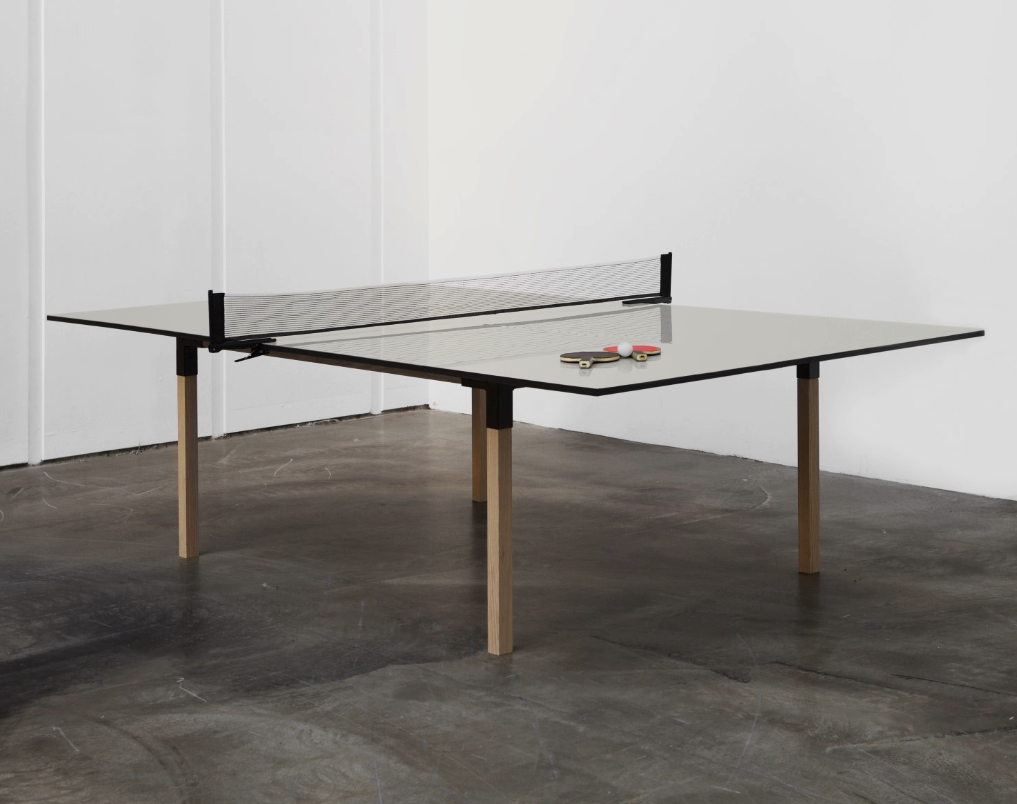 Pull-Pong Multi-Use Table