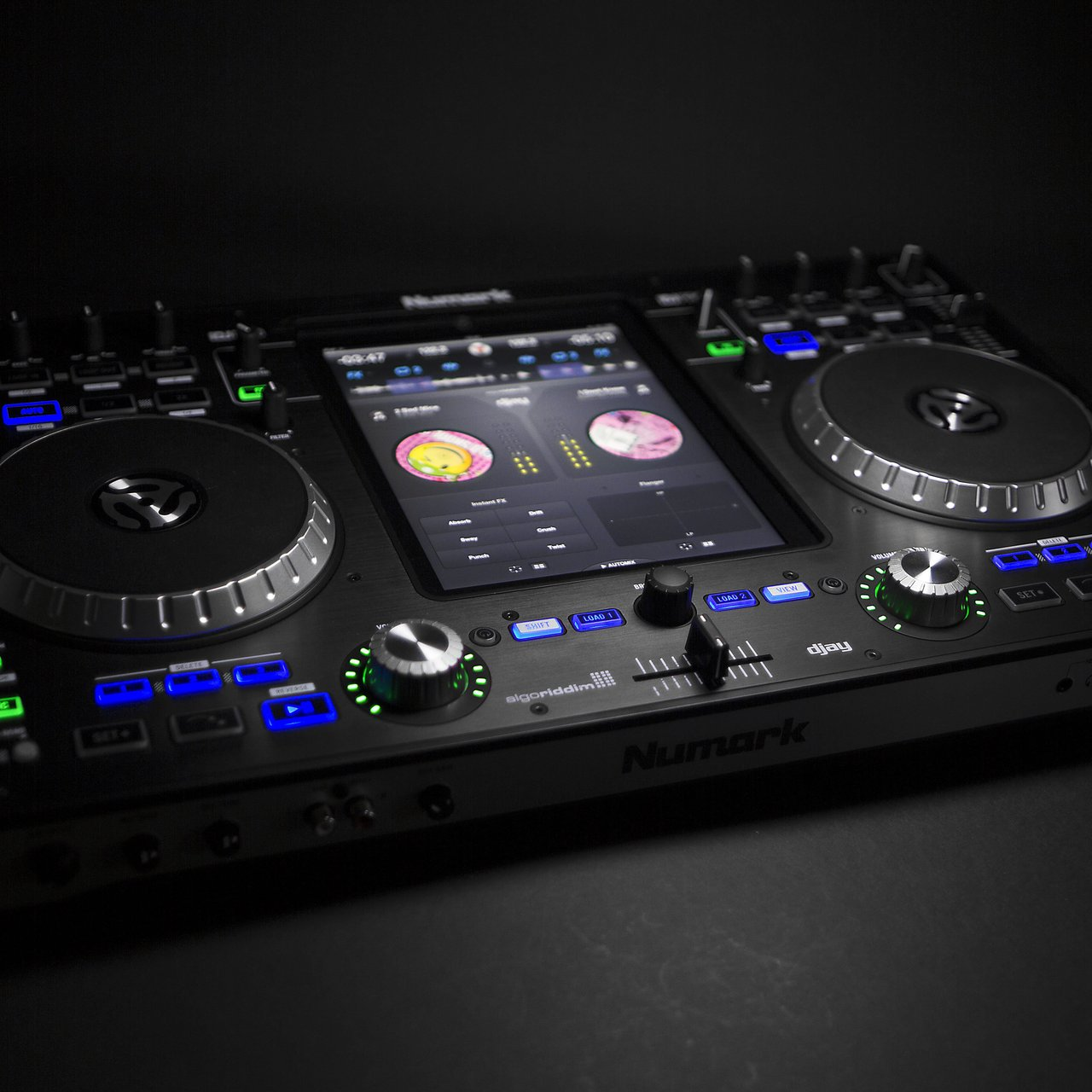 iDJ Pro Premium DJ Controller for iPad