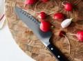 ZWILLING Pro 5.5″ Rocking Santoku Knife