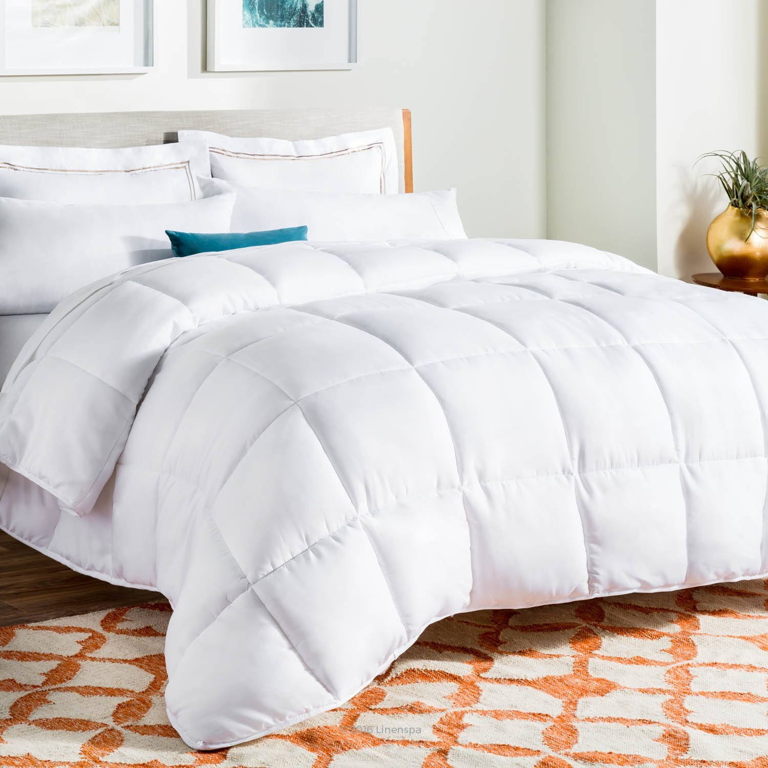 Microfiber Down Alternative Duvet