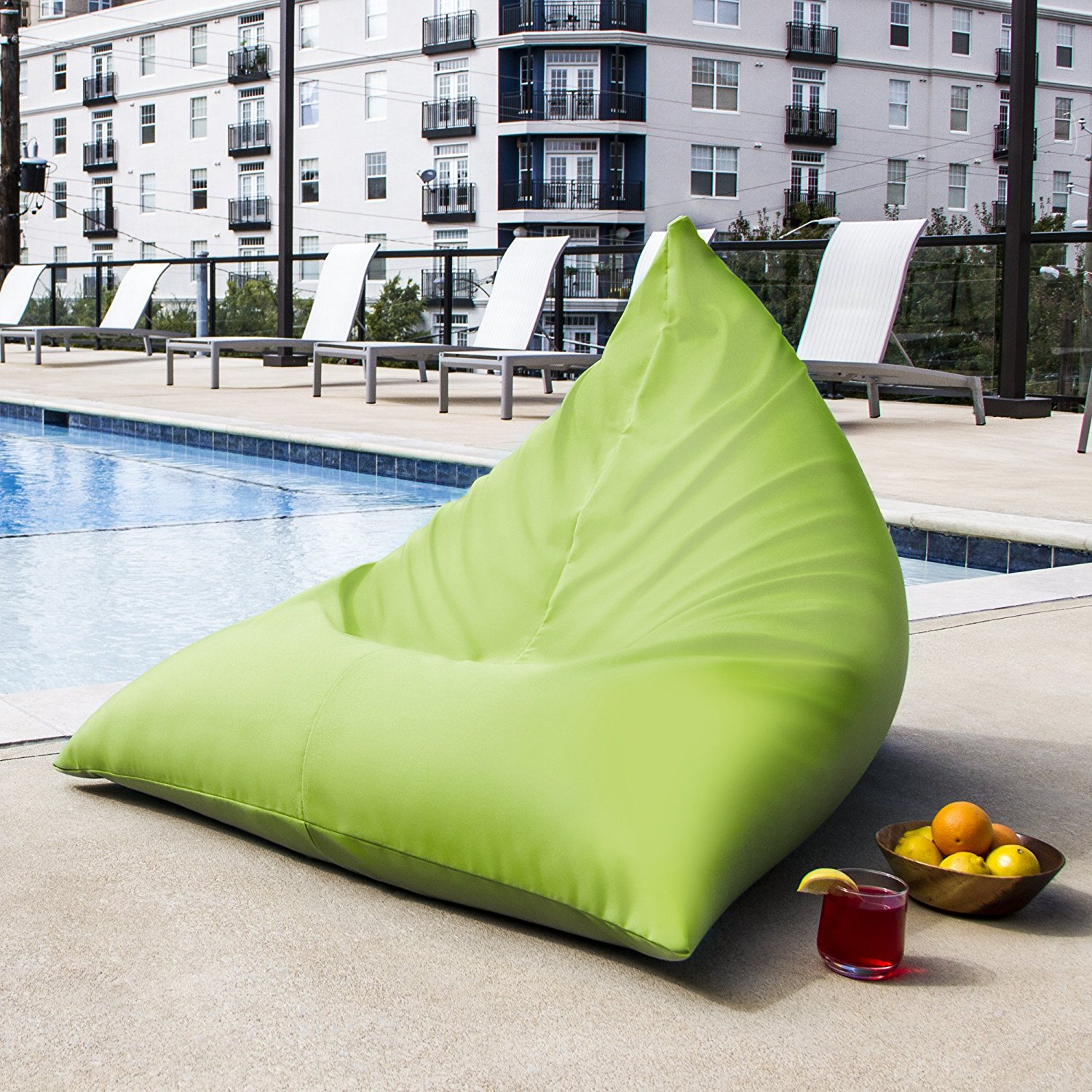 Jaxx Twist Outdoor Bean Bag Chair