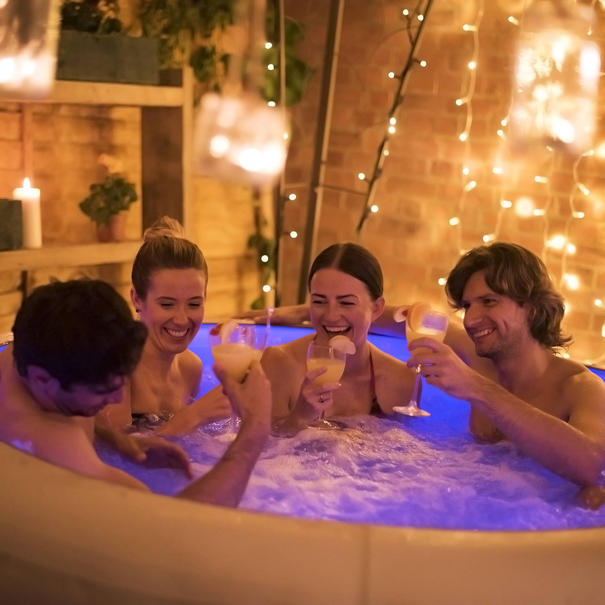 Lay-Z-Spa Paris AirJet Inflatable Hot Tub