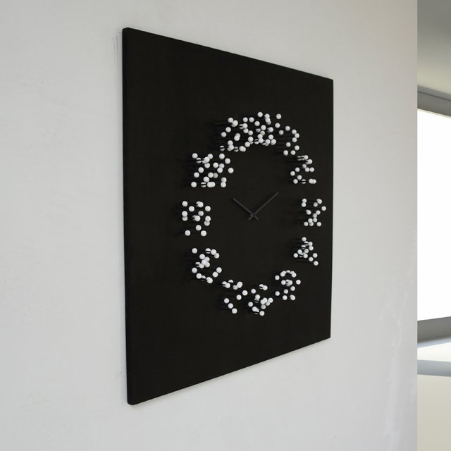 Mocap Wall Clock