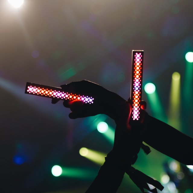 Mstick Smart LED Light Stick