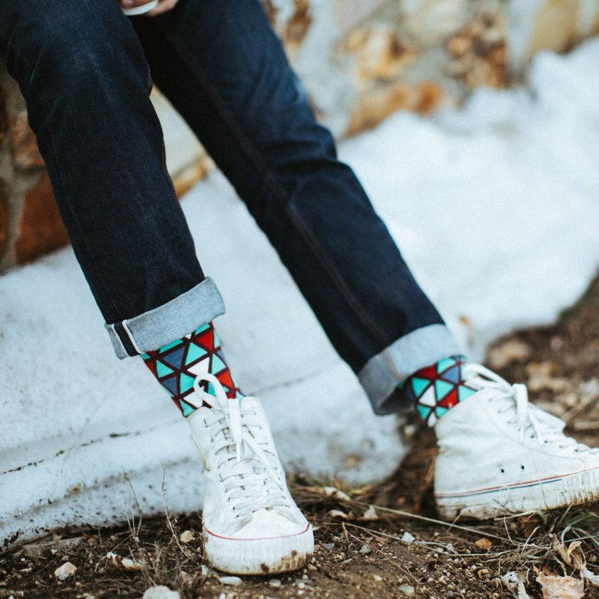 General Crew Socks by Strollegant