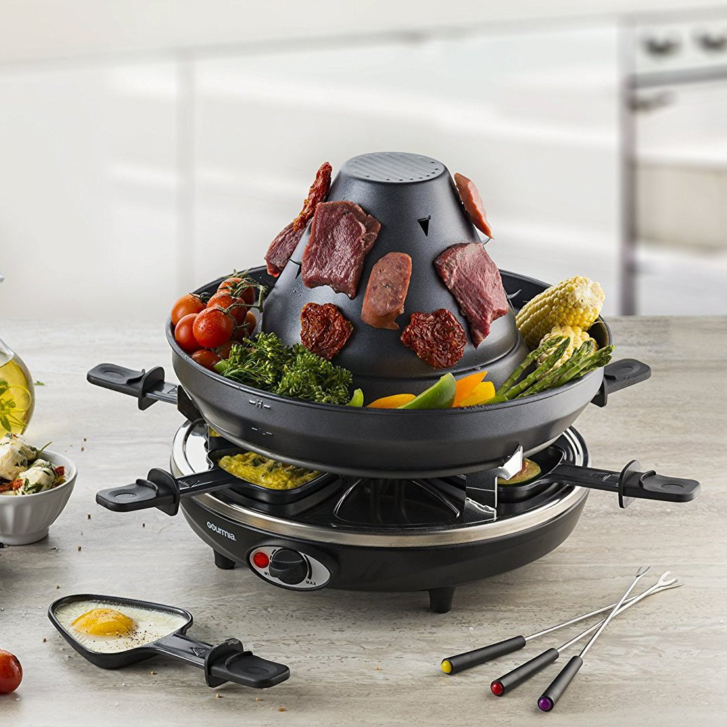 Electric Raclette Party Grill