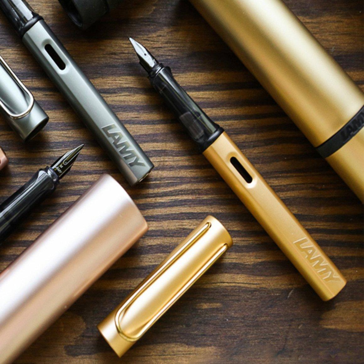 LAMY LX Gold Fountain Pen
