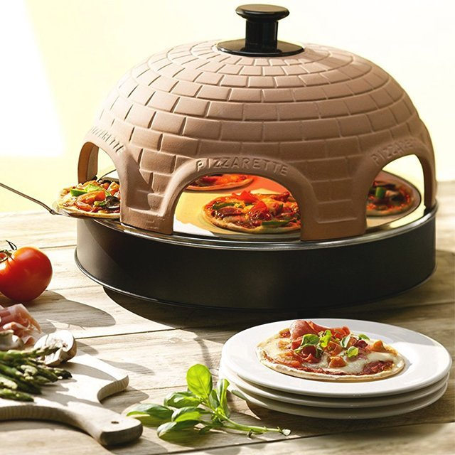 Pizzarette Tabletop Pizza Oven