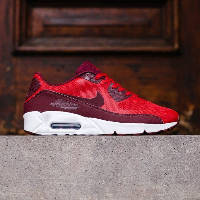 Men's Nike Air Max 90 Ultra 2.0 Essential University Red