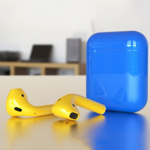 Apple AirPods by Colorware