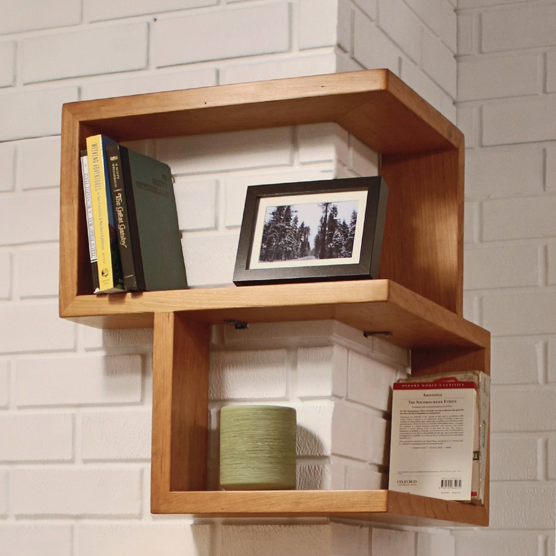 Franklin Shelf by Tronk Design