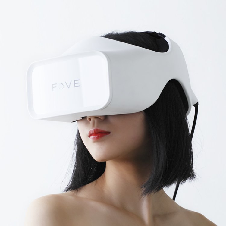 FOVE Eye-tracking Virtual Reality Headset