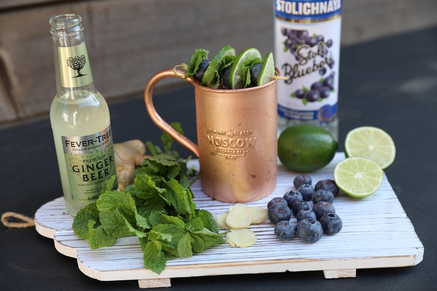 The Original 100% Copper Moscow Mule Mug