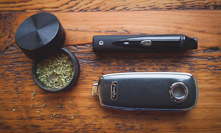 PenSimple Herb Grinder & Dispenser