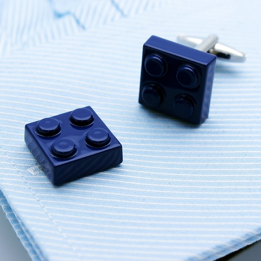 Lego Blocks Cufflinks